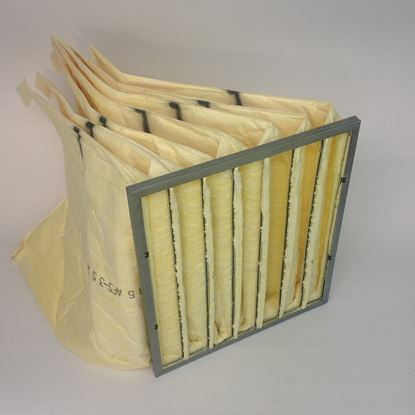 "Picture of 20x24x29"" 95% Bag Filter, MERV 15"